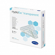 Повязка Hydrotac Transparent гидрогелевая 10 шт..